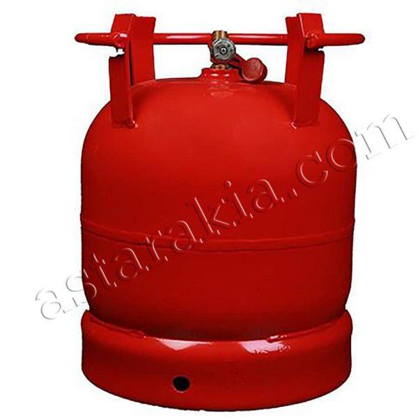 کپسول گاز 8 کیلویی اجاقی