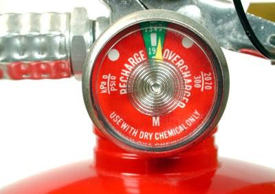 فشارسنج کپسول گاز