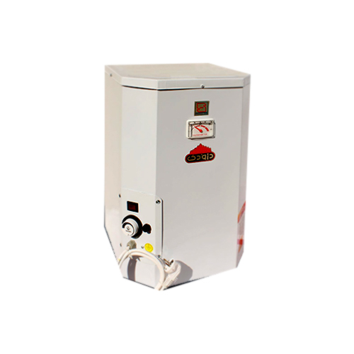 Electric wall-mounted water heater model 50 cubic